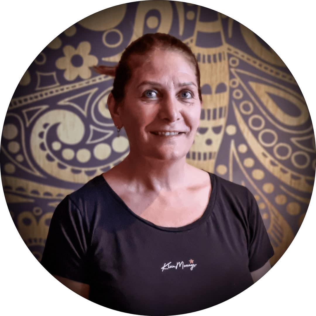 Wendy is een ervaren masseur bij Klein massage