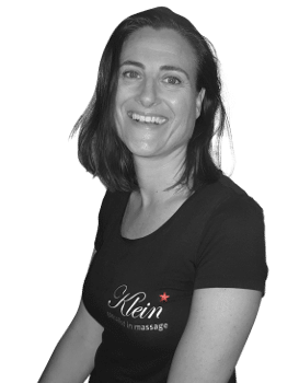 Corine is een ervaren masseur bij Klein massage