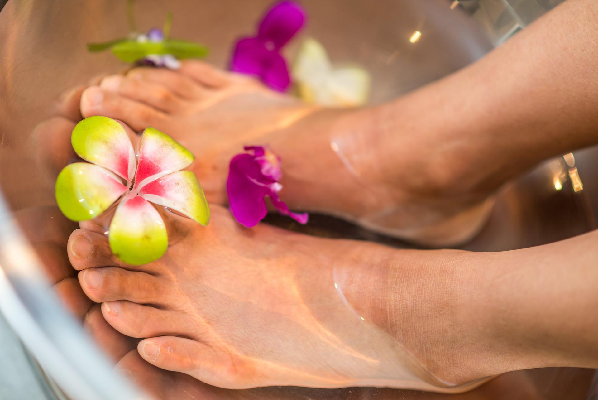 Footreflex massage