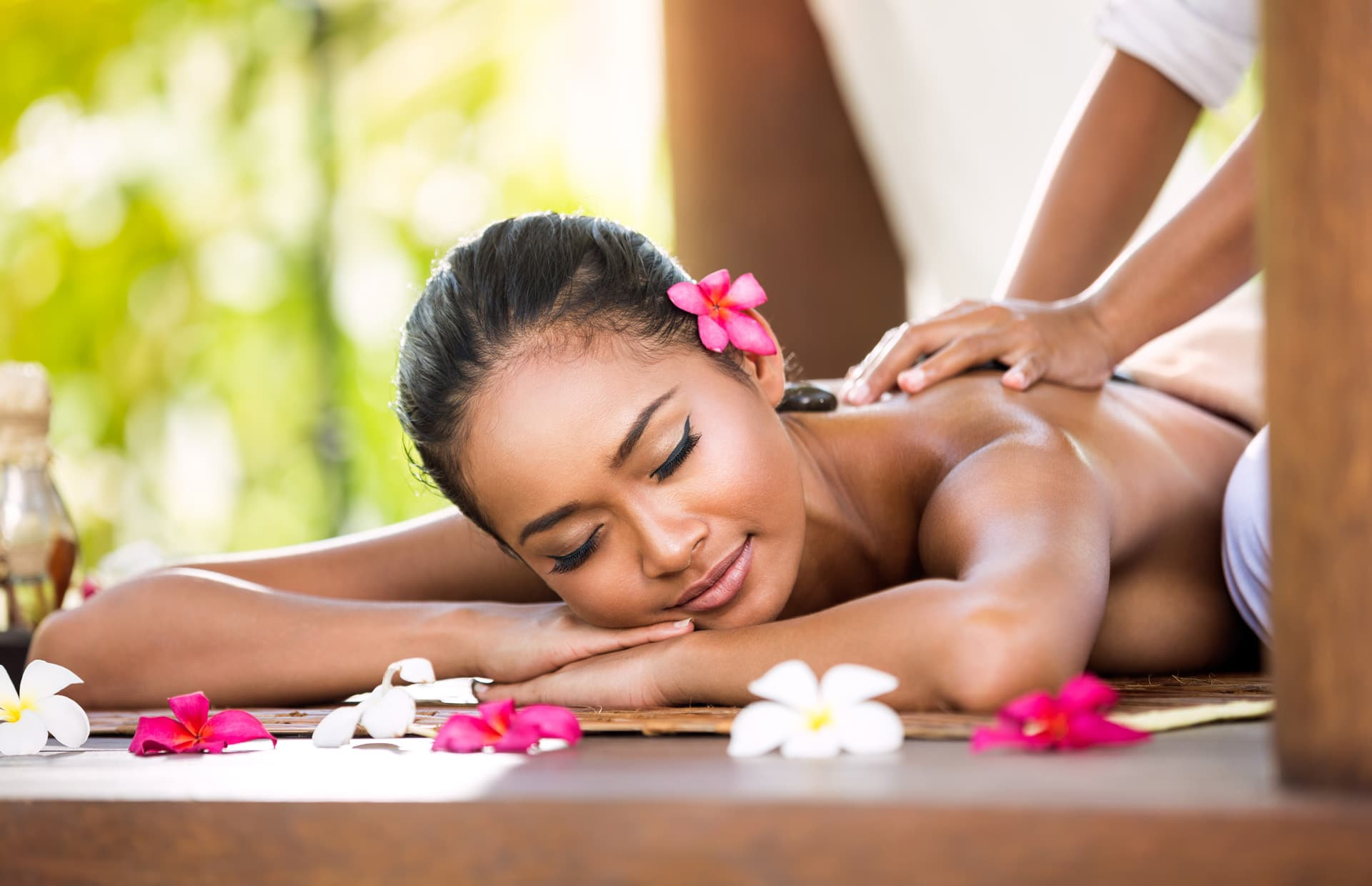 Indonesische massage (Pitjit)