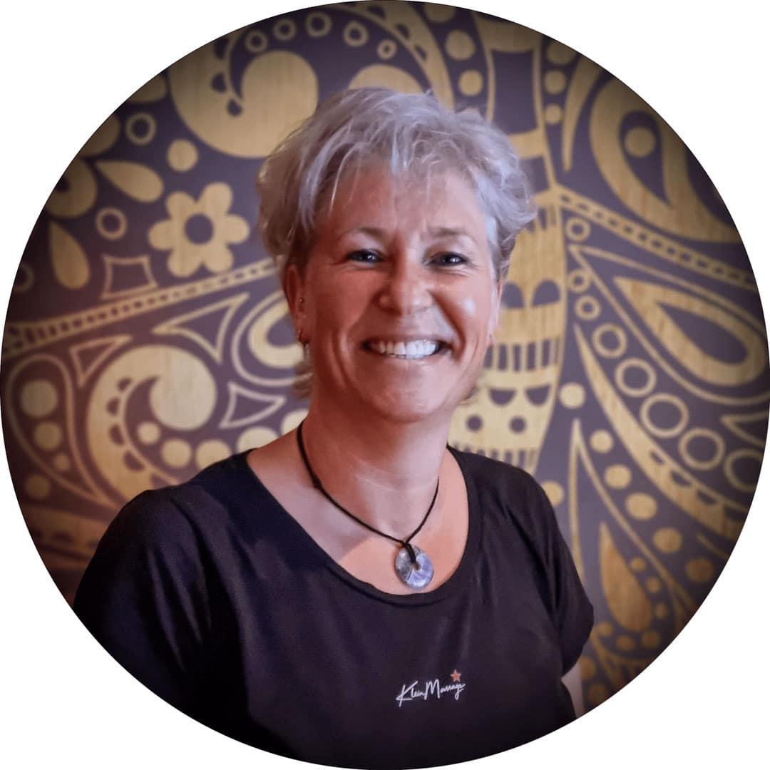 Marjos is masseur bij Klein Massage Leiden