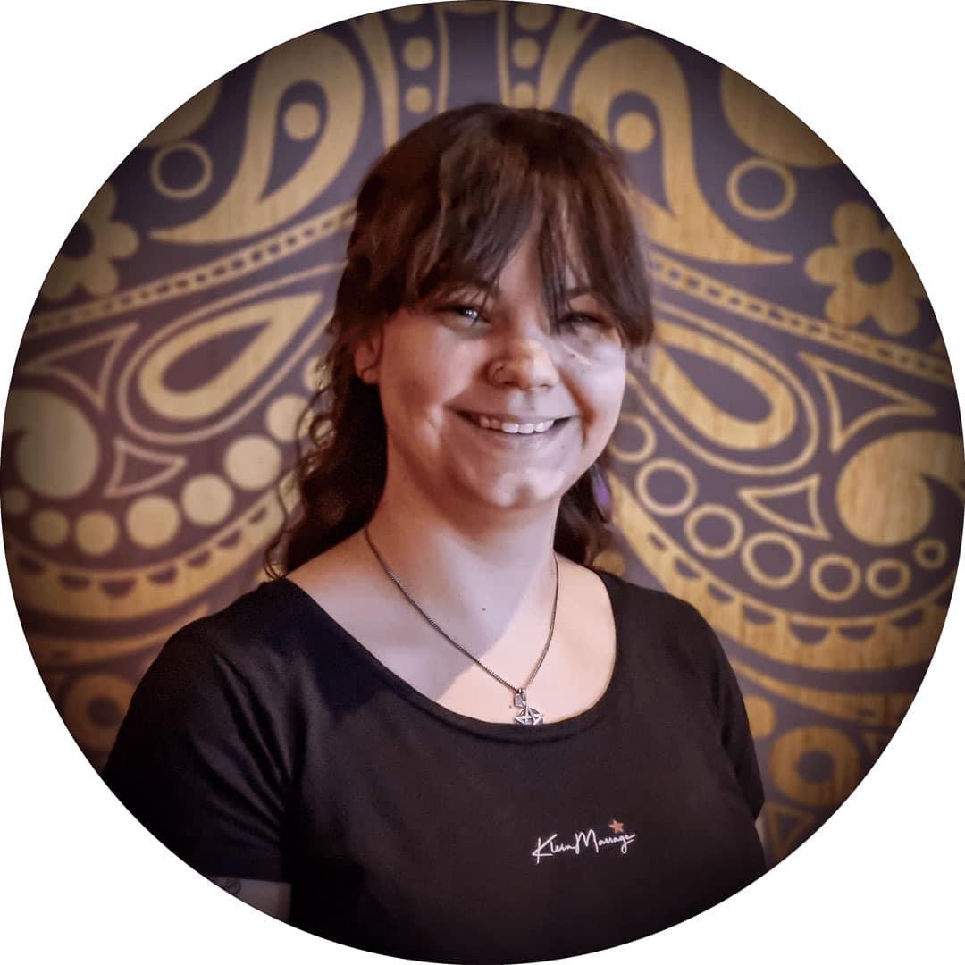 Marianne is een ervaren masseur bij Klein massage